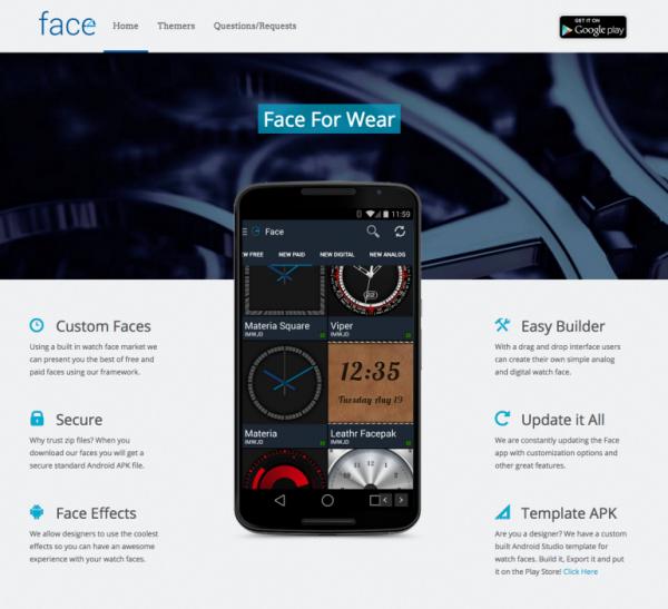 FaceForWear.com