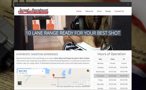 Second Amendment Gun and Range